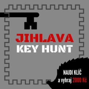 Městská hra Key Hunt