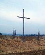 Kříž na poli