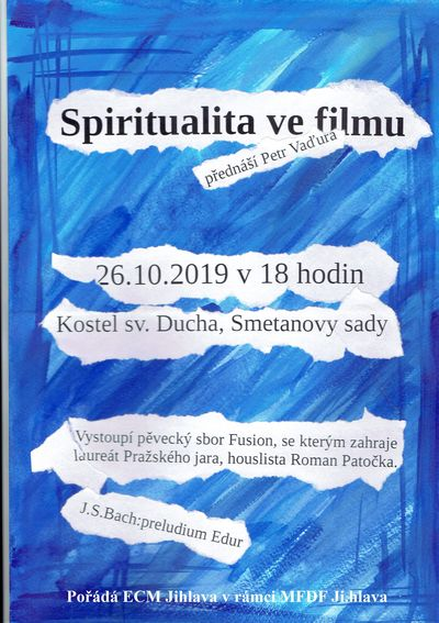 plakát Spiritualita ve filmu